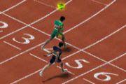 100 Metre Koşu oyunu Resim fotoğraf
