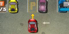 3D Araba Park Etme oyunu Resim fotoğraf