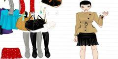 3D Dekolte Giydirme oyunu Resim fotoğraf