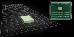 3D El Tetrisi oyunu Resim fotoğraf