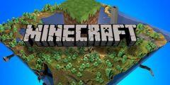 3D Minecraft oyunu Resim fotoğraf