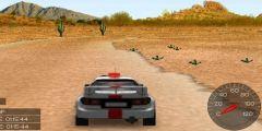 3D Ralli Araba Yarışı oyunu Resim fotoğraf