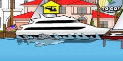 Aç Köpekbalığı Saldırısı oyunu Resim fotoğraf