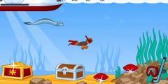 Altın Avcısı Dalgıç oyunu Resim fotoğraf