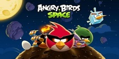 Angry Birds Space oyunu Resim fotoğraf