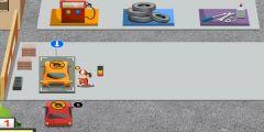 Araba Temizleme oyunu Resim fotoğraf