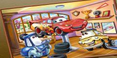 Arabaları Boya oyunu Resim fotoğraf