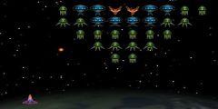 Atari Uzay Uçağı oyunu Resim fotoğraf