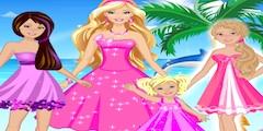 Barbie Giydirme 2015 oyunu Resim fotoğraf