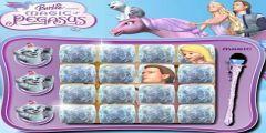 Barbie Hafıza oyunu Resim fotoğraf