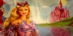 Barbie Kuğu Gölü Yapboz oyunu Resim fotoğraf