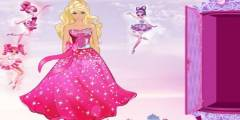 Barbie Şalvar Giydirme oyunu Resim fotoğraf