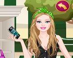 Barbie Selfie Fotoğraf Çekme Resmi Resim
