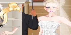 Barbie Sevgilisi ve Düğün Kıyafeti Giydirme oyunu Resim fotoğraf