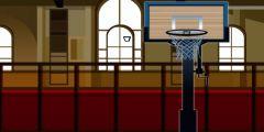 Basket At ve Elbise Giydir Resmi Resim
