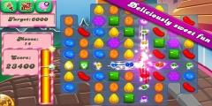 Candy Crush Saga oyunu Resim fotoğraf