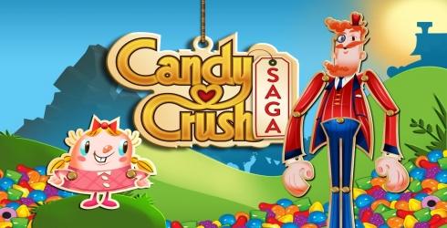 Candy Crush Saga Oyun Galeri de Resim
