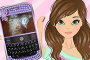 Cep Telefonu Süsleme oyunu Resim fotoğraf