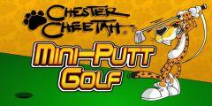 Cheetos ile Golf oyunu Resim fotoğraf