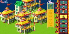 CityVille Lunapark Yapma oyunu Resim fotoğraf