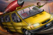Dolmuş Driver Sürme oyunu Resim fotoğraf