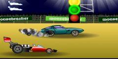 Drag Araba Yarışı oyunu Resim fotoğraf