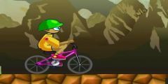 Elektrikli Bisiklet Sürme oyunu Resim fotoğraf