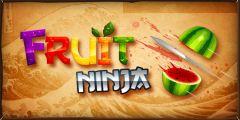 Fruit Ninja oyunu Resim fotoğraf