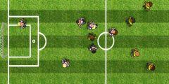 Gerçek Futbol Maçı oyunu Resim fotoğraf