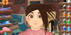 Gerçek Saç Kesme oyunu Resim fotoğraf