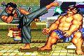 Gerçek Street Fighter 2 Orjinal oyunu Resim fotoğraf
