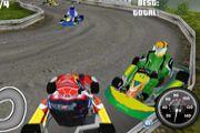 Go Kart oyunu Resim fotoğraf