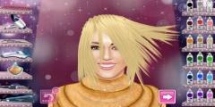 Hannah Montana Saç Modeli oyunu Resim fotoğraf