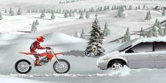 Karda Motor Yarışı oyunu Resim fotoğraf