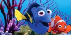 Kayıp Balık Nemo Yapboz oyunu Resim fotoğraf