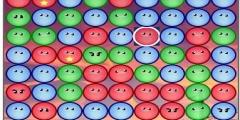 Kızgın Balonlar Resmi Resim