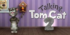 Konuşan Kedi Tom Cat oyunu Resim fotoğraf