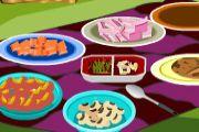 Mantarlı Sote Pişirme oyunu Resim fotoğraf