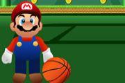 Mario ile Basketbol oyunu Resim fotoğraf