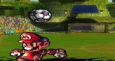 Mario Kafa Topu oyunu Resim fotoğraf