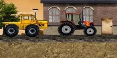 Massey Ferguson Traktör Yarışı oyunu Resim fotoğraf