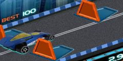 Nitrolu Dozer Yarışı oyunu Resim fotoğraf