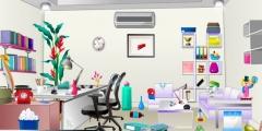 Ofisteki Kayıp Eşyaları Bul oyunu Resim fotoğraf
