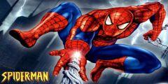 Örümcek Adam Boyama oyunu Resim fotoğraf
