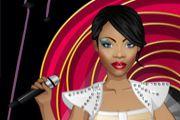 Rihanna Saç Bakımı oyunu Resim fotoğraf