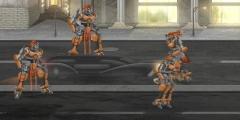 Robot Kavgası oyunu Resim fotoğraf