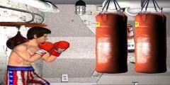 Rocky Boks Maçı oyunu Resim fotoğraf