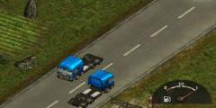 Scania Tır Şoförü oyunu Resim fotoğraf