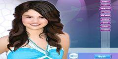Selena Gomez Giydirme oyunu Resim fotoğraf