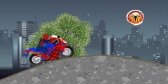 Spiderman Motor oyunu Resim fotoğraf